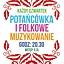 Potańcówka i Folkowe Muzykowanie w Klubie Barometr, 11.10.2012 r., godz. 20.30