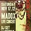 Madox :: La Révolution Sexuelle :: Live Concert