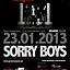 Granie Na Żywo – Sorry Boys
