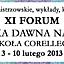 XI Forum Muzyka Dawna w UMFC - Zakończenie