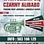 Wymyśliłam Cię Czarny Alibabo
