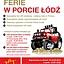 Zostań mistrzem off road w Porcie Łódź