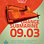 9.03 | ORANGE SUBMARINE w Zanzibarze!