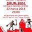 Koncert folkowego Drum Bun w Hali Targowej!