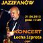 """Koncert  Lecha Szprota i jego """"OLD JAZZ Quartet"""""""