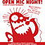 Famous Jim Williams Presents: Open-Mic Night!
