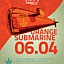 6.04 | ORANGE SUBMARINE w Zanzibarze!