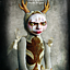 """Wernisaż wystawy """"Lararium"""" Horka Dolls lalki artystyczne Klaudii Gaugier"""