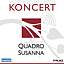 Koncert QuadroSusanna w klubie Firlej