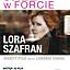 Lora Szafran w forcie sokolnickiego