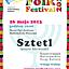 26.05 - Muzyka klezmerska SZTETL otworzy Mokotów Folk Festival 2013 - wstęp wolny