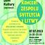 7.07 - Koncert zespołu SVITLYCIA z Litwy - niedzielny piknik na Wielorybku