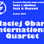 Jazz i okolice: MACIEJ OBARA INTERNATIONAL QUARTET