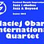 Jazz i okolice: MACIEJ OBARA INTERNATIONAL QUARTET