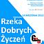 Rzeka Dobrych Życzeń – radosny happening w Klubokawiarni Grawitacja (Powiślenia 2013)