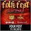 11.10.2013 Folk Fest 2013/ ALESTORM