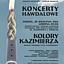 Koncert Hawdalowy: Kolory Kazimierza!