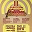 16.11 - III urodziny Foliba Management : Foliba & Buba Kuyateh (Gambia) & Andy Camara (Gwinea) + Chilli Crew // Szklarska Poręba