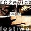 Różewicz Open Festiwal 6 -13 października