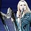 Z harfą przez wieki
