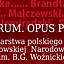 Opus sacrum. Opus profanum