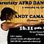 16.11 - Warsztaty AFRO DANCE z  ANDYM CAMARA (Gwinea) we Wrocławiu !