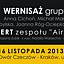 """wernisaż wystawy prac artystów grupy """"Atraktor"""" oraz koncert """"Airis Quartet"""""""