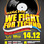 WE FIGHT FOR TECHNO - mANiaC B-day