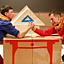 """""""Stół - ciuchcia - miś"""" - spektakl dla dzieci w wieku 1-5 lat"""