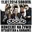Koncert zespołu D-Bomb!