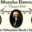 Inauguracja XII Forum Muzyka Dawna na UMFC