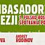 Ambasadorzy Poezji 1. Polsko-Rosyjskie Spotkania Poetów