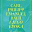 XIX Dni Bachowskie – Carl Philipp Emanuel Bach i jego epoka