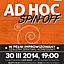 AD HOC - SPIN-OFF - improwizacje sceniczne