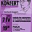 436. Koncert Poniedziałkowy Gerhard Zeggert in memoriam