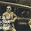 Pokaz filmu niemego z muzyką na żywo – CZERWIE