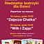 """""""Wilk i Zając"""" – spektakl dla dzieci w Galerii Bronowice"""