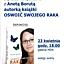 23.04 - spotkanie z Anetą Borutą