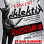 Koncert Eklektik i Rejestracja x Warszawa Barometr x 22.05.2014
