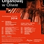 57. Międzynarodowy Festiwal Muzyki Organowej w Oliwie