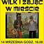 WILK I ZAJĄC W MIEŚCIE.  Przedstawienie dla dzieci w wykonaniu Teatru Duet.