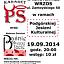 Podgórska Jesień Kulturalna – Inkubator kabaretowy: Kabaret PS i Mateusz Świstak