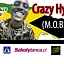 CRAZY HYPE ( M.O.B) in POLAND - WARSAW !!!!!!! WORKSHOP 3h !!!