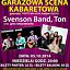 Garażowa Scena Kabaretowa - Svenson Band i kabaret TON w Katowicach!