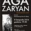 "Aga Zaryan - koncert ""Remembering Nina & Abbey"""