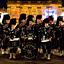 Koncert edynburskiej kapeli dudziarskiej SCOTPIPE