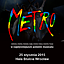 Musical Metro w Hali Stulecia