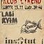[15.11] LABIRYTM & D'DORSH & INSTYTUT / WROCŁAW/ ŁYKEND - Koncert