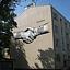Belgijski mural powstaje w Warszawie