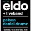 koncert z cyklu 5stancja ELDO + LIVEBAND / PELSON, DANIEL DRUMZ